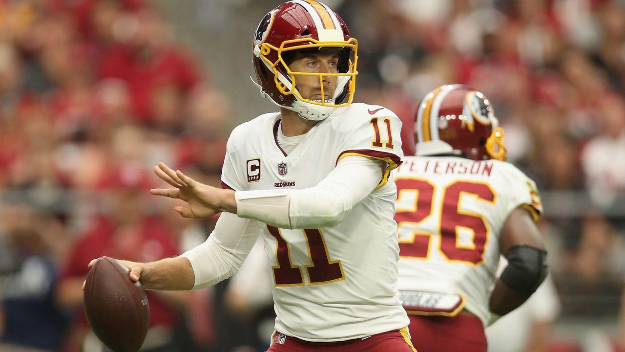 Washington Redskins - Bildquelle: 2018 Getty Images
