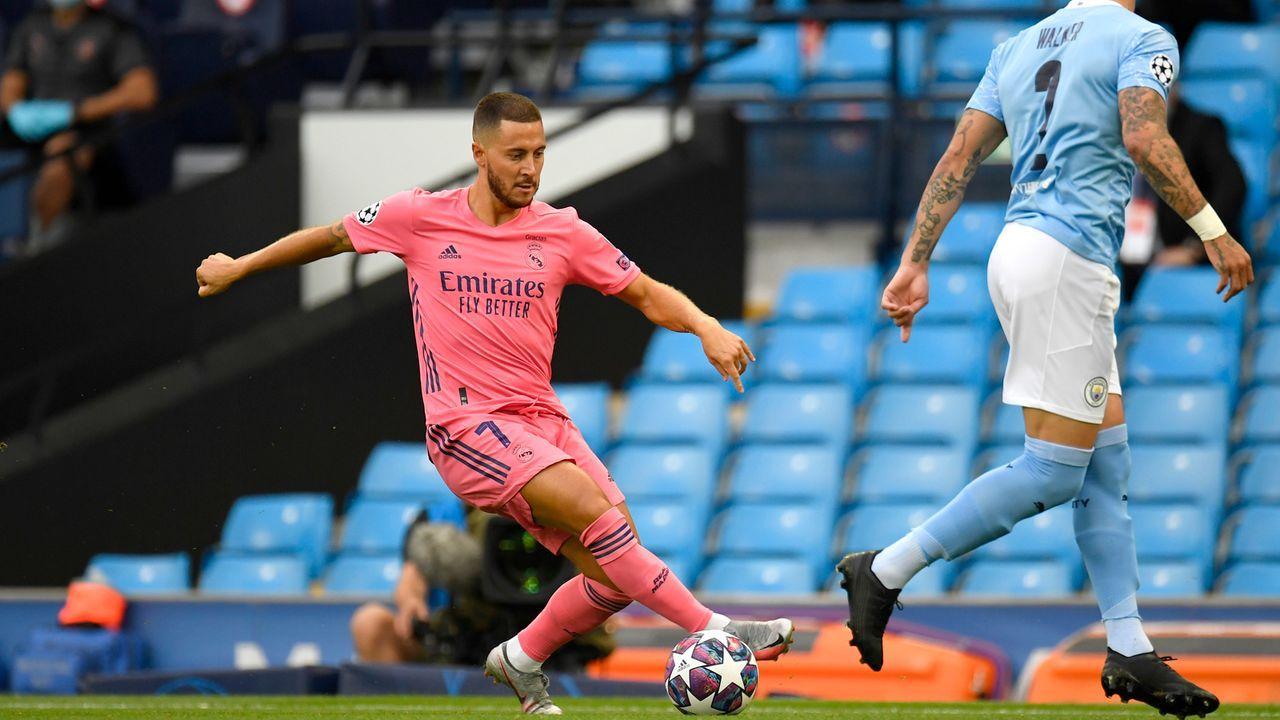 Eden Hazard (Real Madrid) - Bildquelle: Getty Images