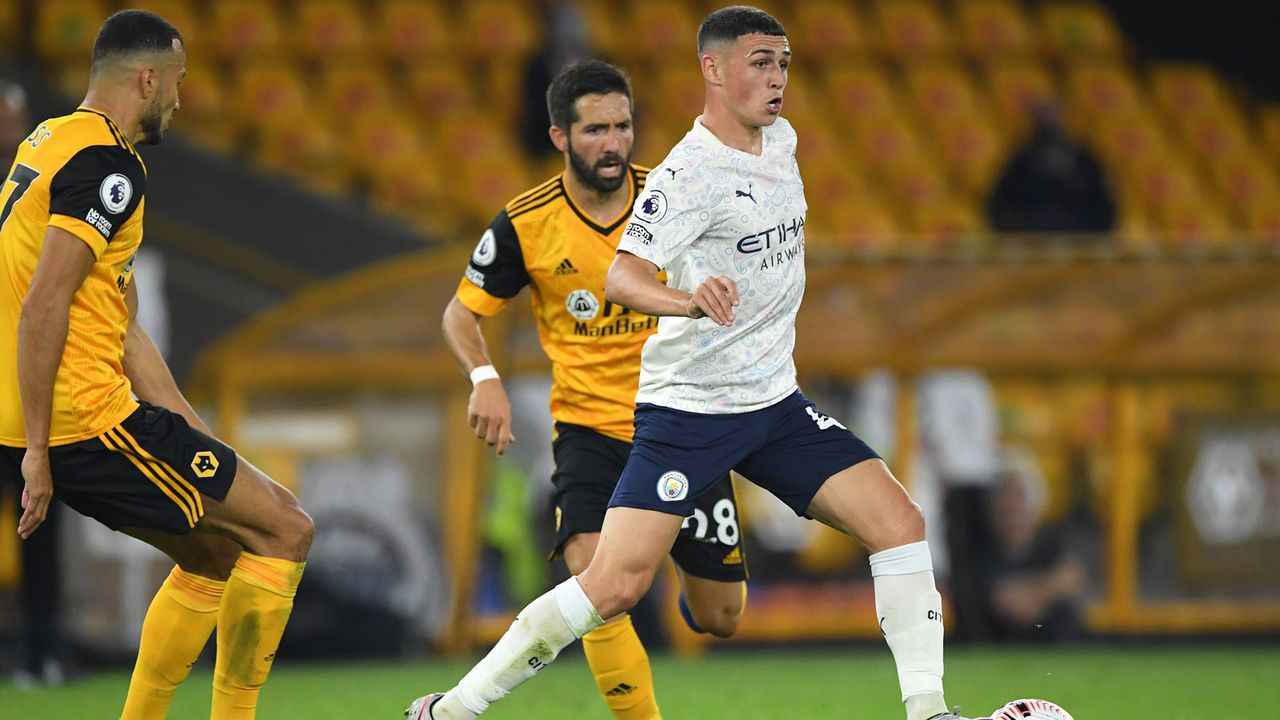 7. Phil Foden (Manchester City) - 36 Punkte - Bildquelle: Getty Images