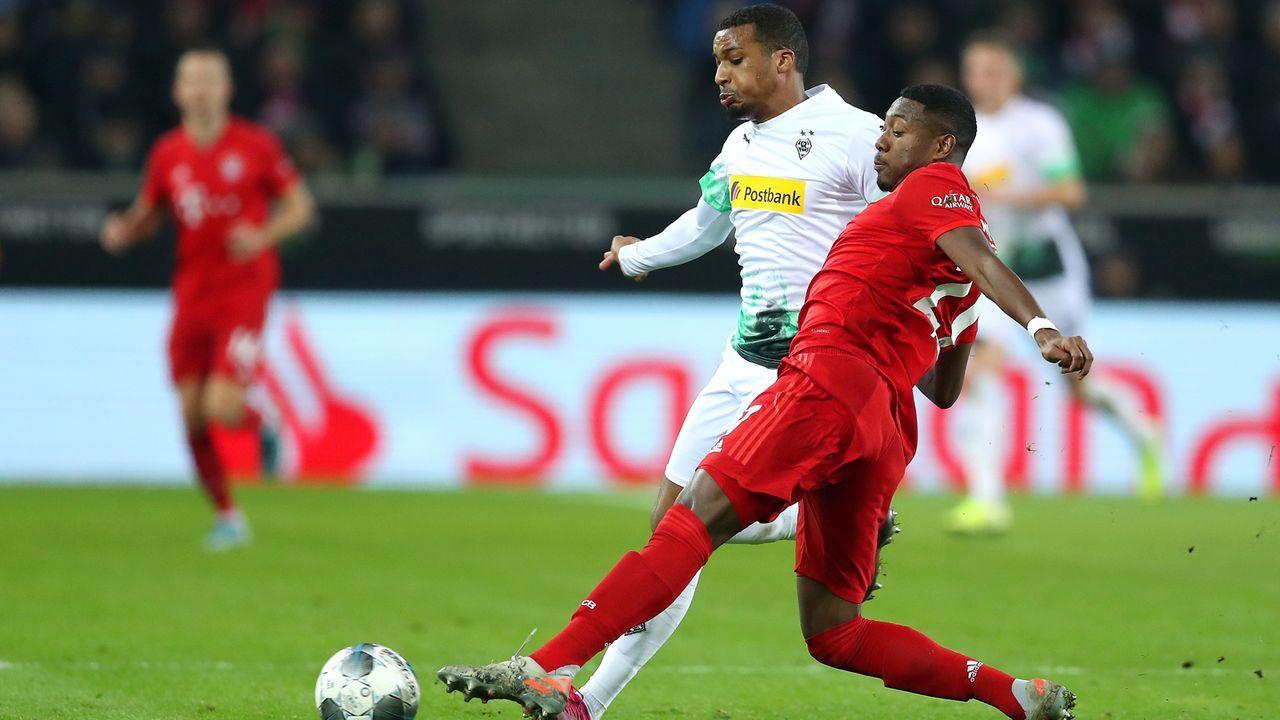 Einzelkritik zum Bundesliga-Schlager Borussia Mönchengladbach gegen Bayern München - Bildquelle: Getty Images
