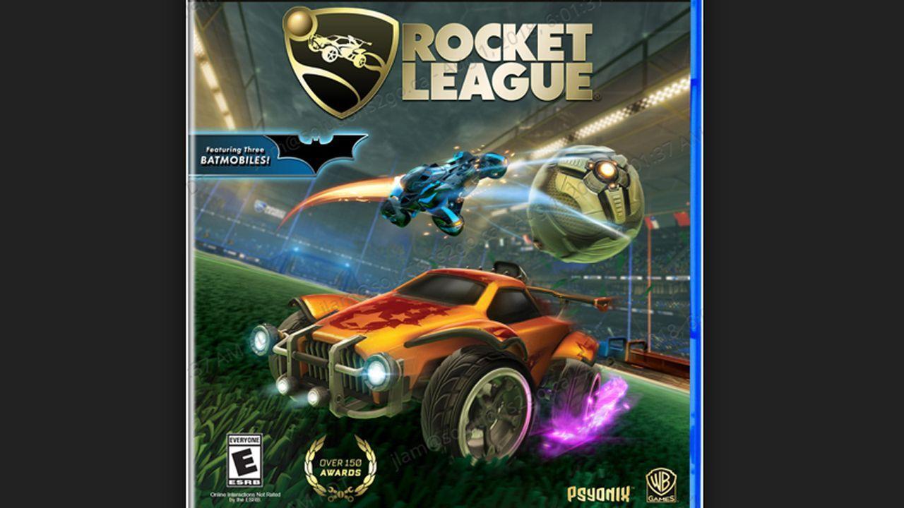 Platz 16: Rocket League