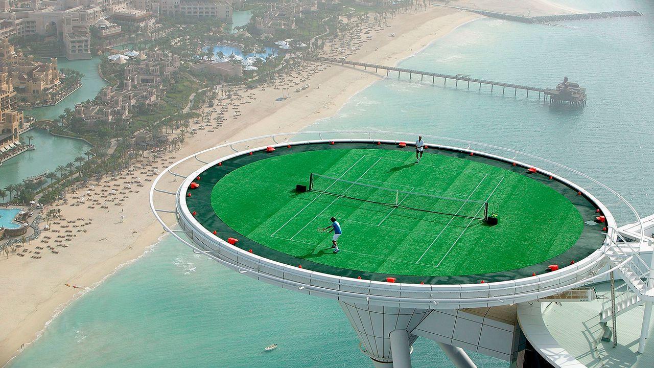 Insta Slam in Dubai - Bildquelle: Getty Images