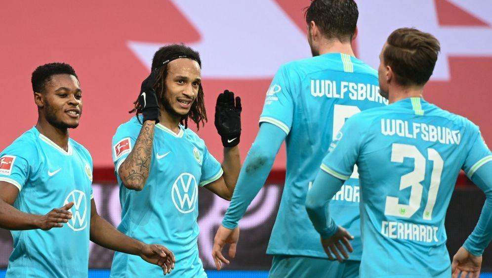 VfL Wolfsburg schlägt Bayer Leverkusen - Bildquelle: AFPSIDINA FASSBENDER