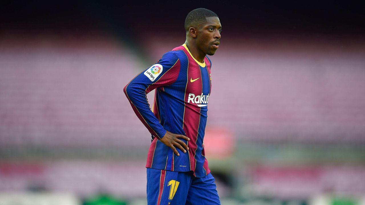 Ousmane Dembele (FC Barcelona) - Bildquelle: imago images/Pressinphoto