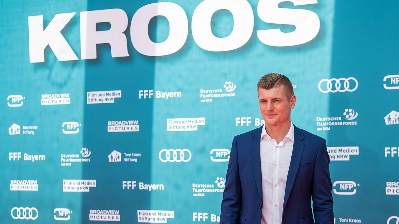 Toni Kroos - Bildquelle: 2019 Getty Images