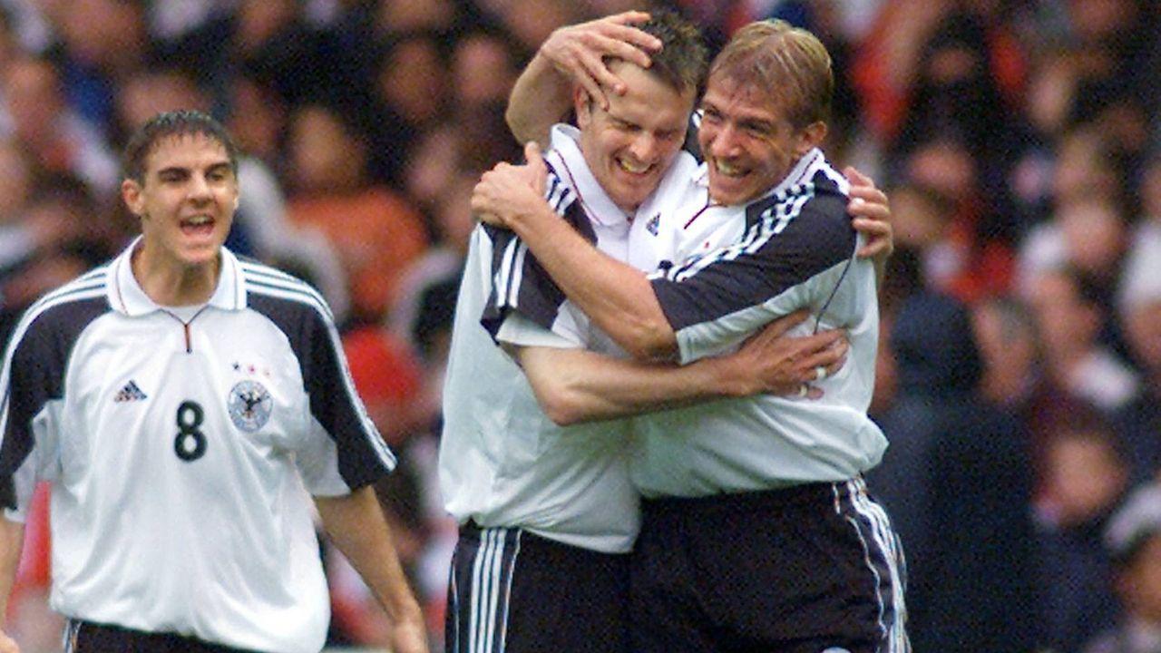 WM-Qualifikation 2000: England - Deutschland 0:1 (0:1) - Bildquelle: imago sportfotodienst