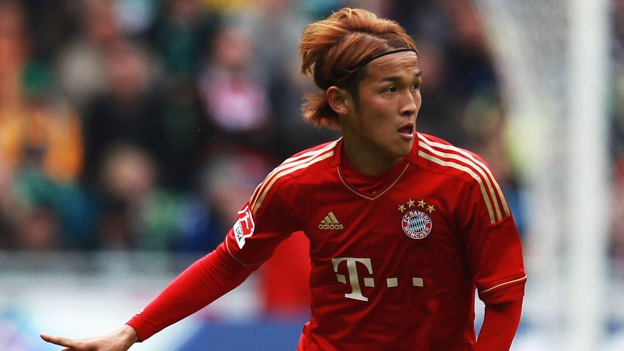 Takashi Usami - Bildquelle: 2012 Getty Images