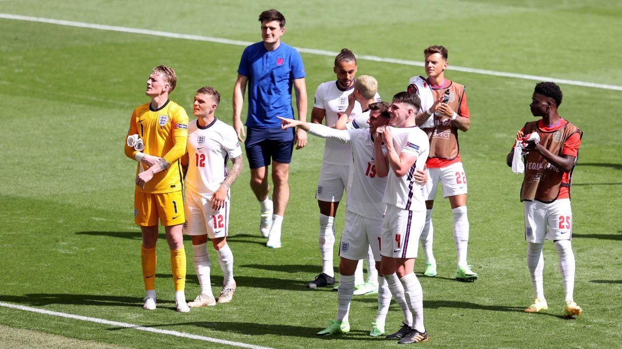 England feiert Auftaktsieg - Bildquelle: 2021 Getty Images