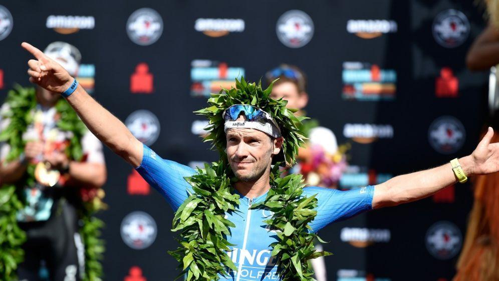 Patrick Lange gewann den Ironman 2018 in Weltrekordzeit - Bildquelle: AFPGETTY SIDNils Nilsen