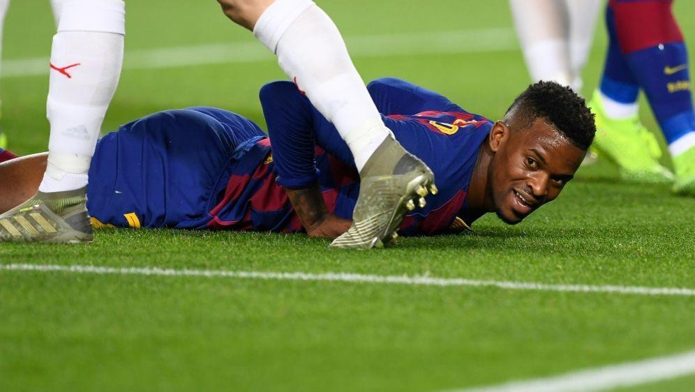 Nelson Semedo fehlt gegen Dortmund verletzungsbedingt - Bildquelle: AFPAFPJosep LAGO