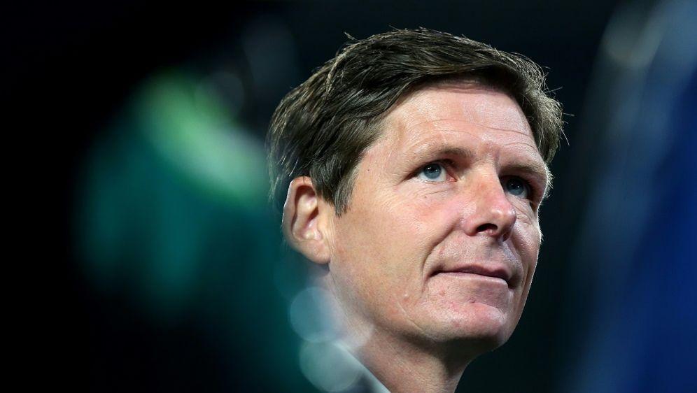 Unerwartete Pleite mit Wolfsburg: Oliver Glasner - Bildquelle: AFPAFPRonny Hartmann