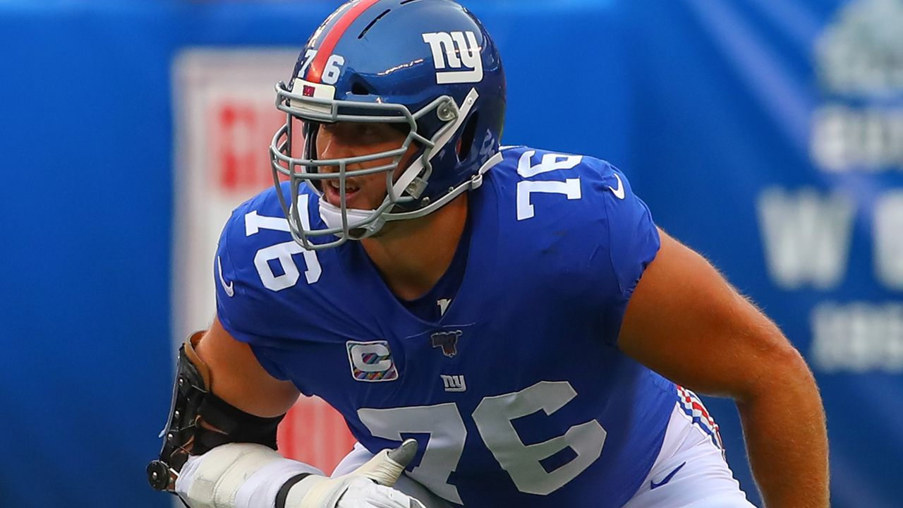 Nate Solder (New York Giants) - Bildquelle: imago images/Icon SMI
