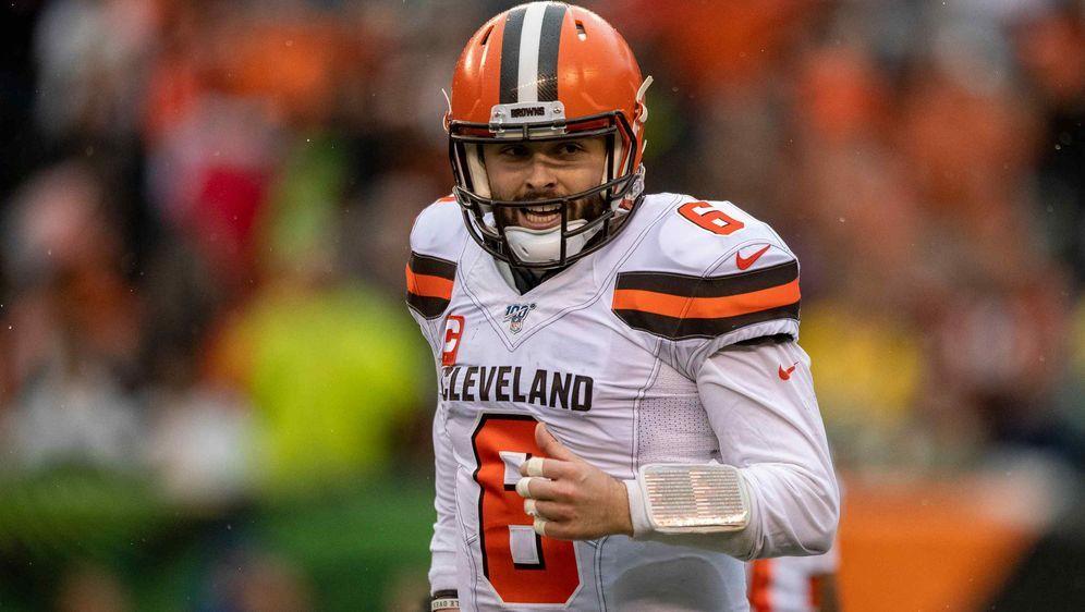 Will in der kommenden Saison wieder angreifen: Cleveland-Browns-Quarterback ... - Bildquelle: getty
