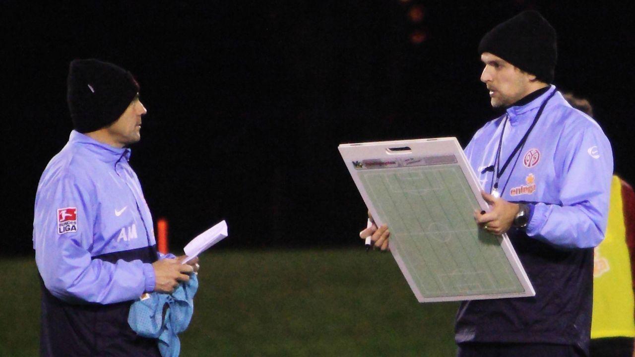 Tuchels Taktik - Bildquelle: imago sportfotodienst
