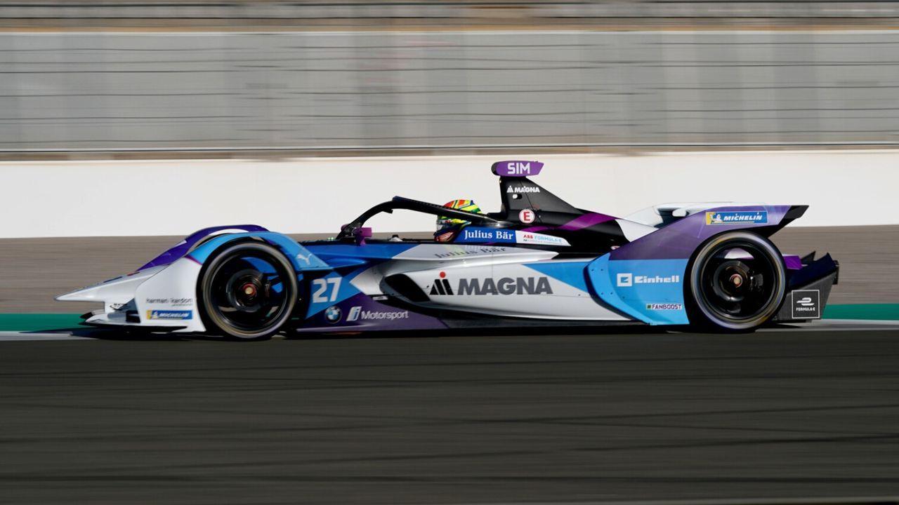 BMW i Andretti Motorsport - Bildquelle: Motorsport Images