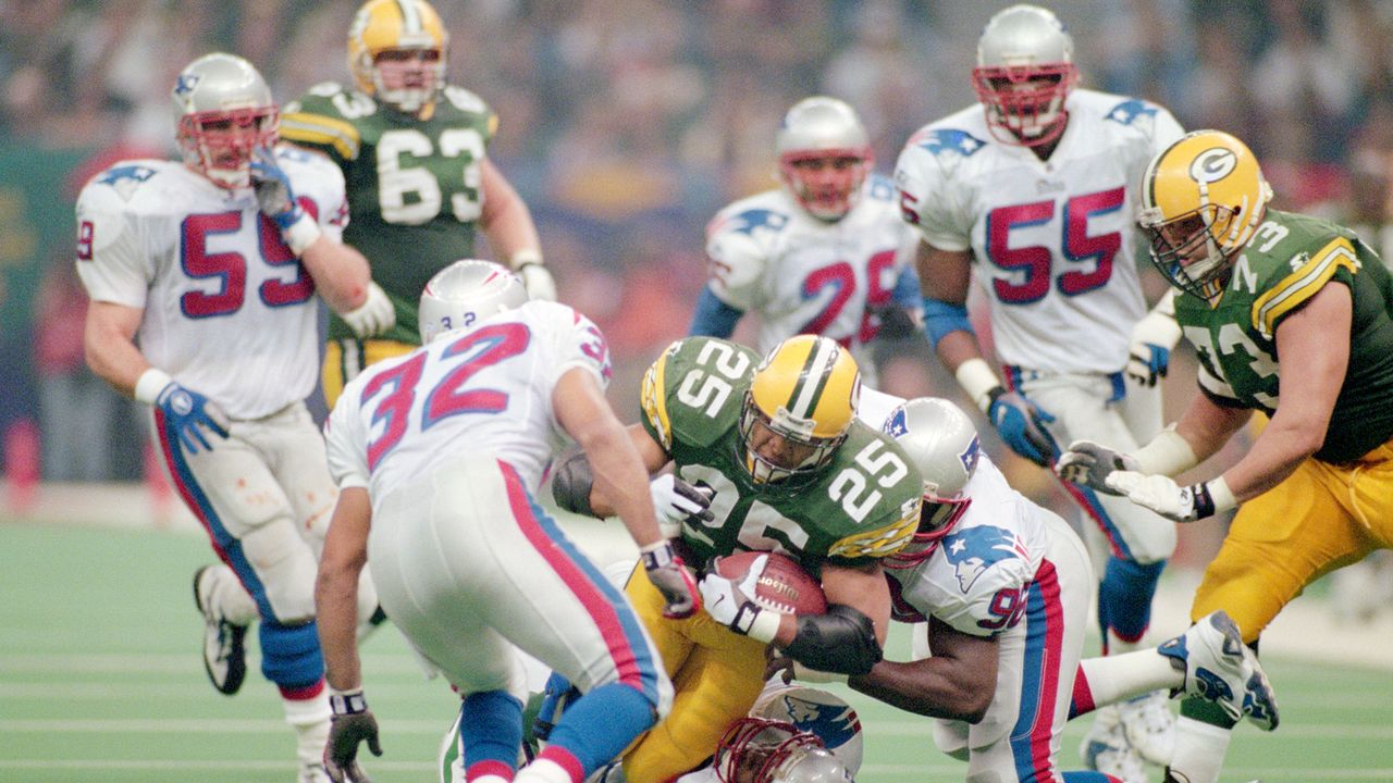 Super Bowl XXXI - Bildquelle: 2017 Getty Images
