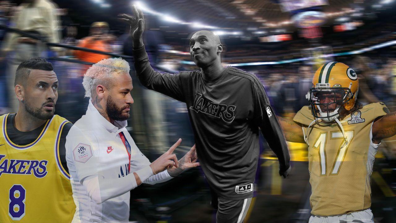 Nach Schock-Nachricht: So trauert die Welt um NBA-Legende Kobe Bryant - Bildquelle: 2016 Getty Images