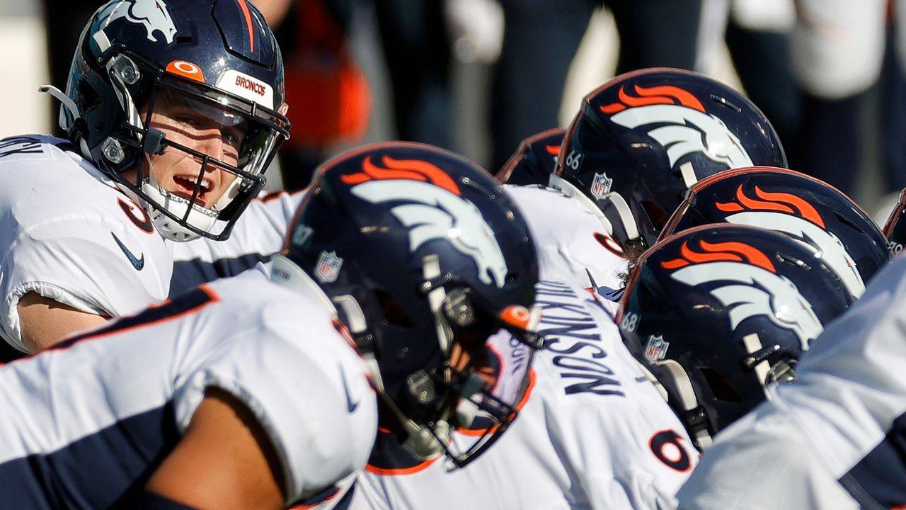 9. (geteilt) Denver Broncos - Bildquelle: 2021 Getty Images