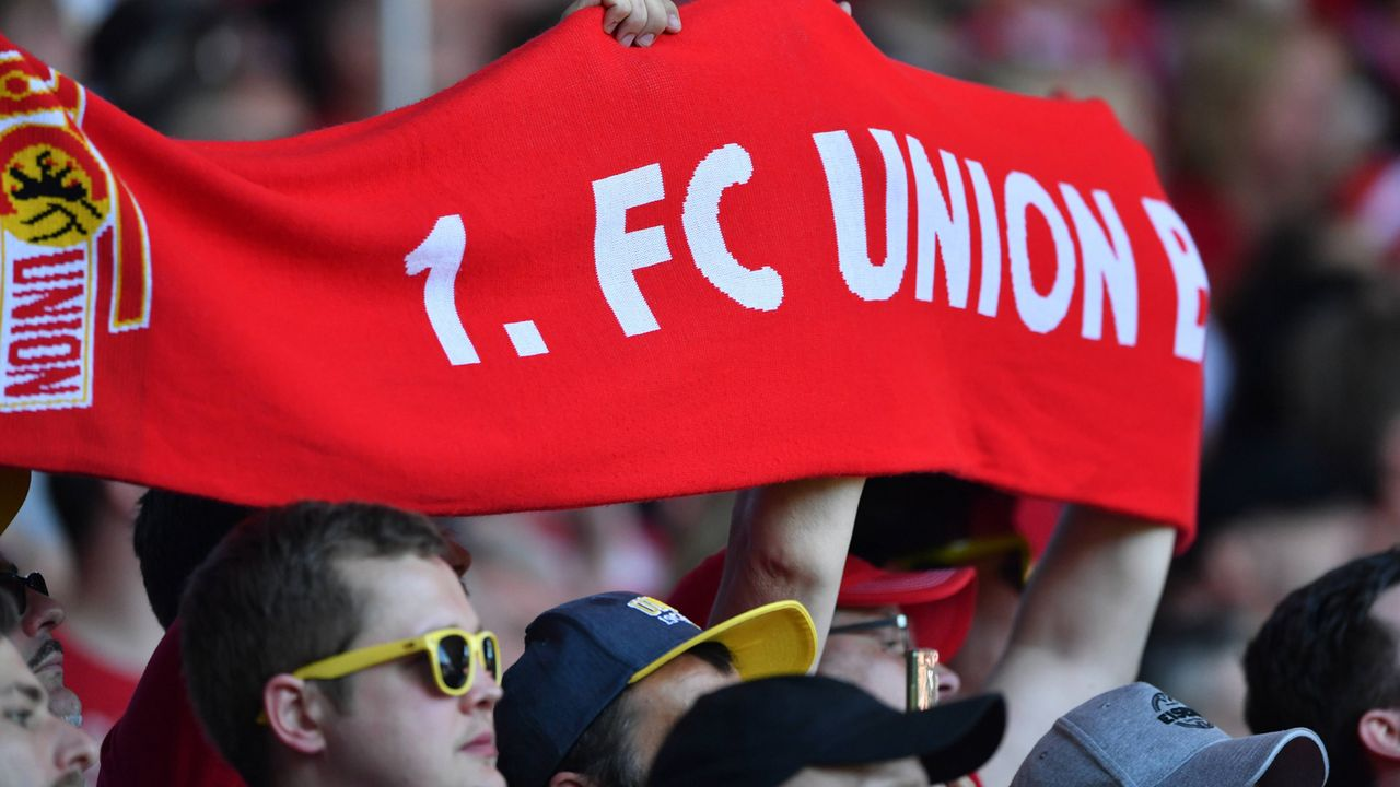 1. FC Union Berlin - Bildquelle: imago/Bernd König