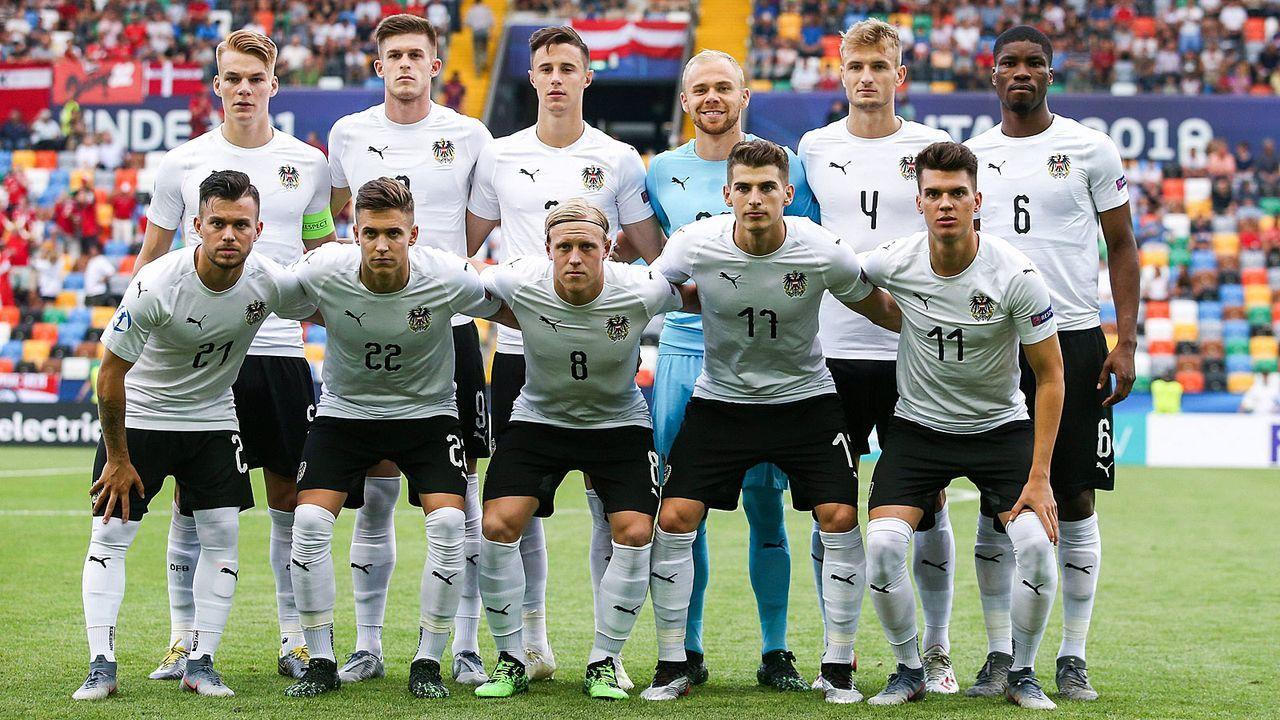 U21-EM: Diese Österreicher haben Deutschland-Erfahrung - Bildquelle: imago images / GEPA pictures
