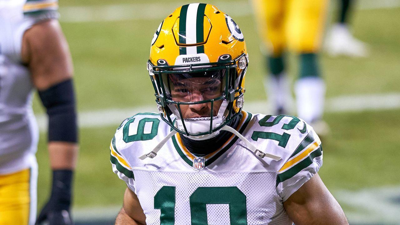 NFL 2021: Equanimeous St. Brown und seine Konkurrenten bei den Green Bay Packers - Bildquelle: imago images/Icon SMI