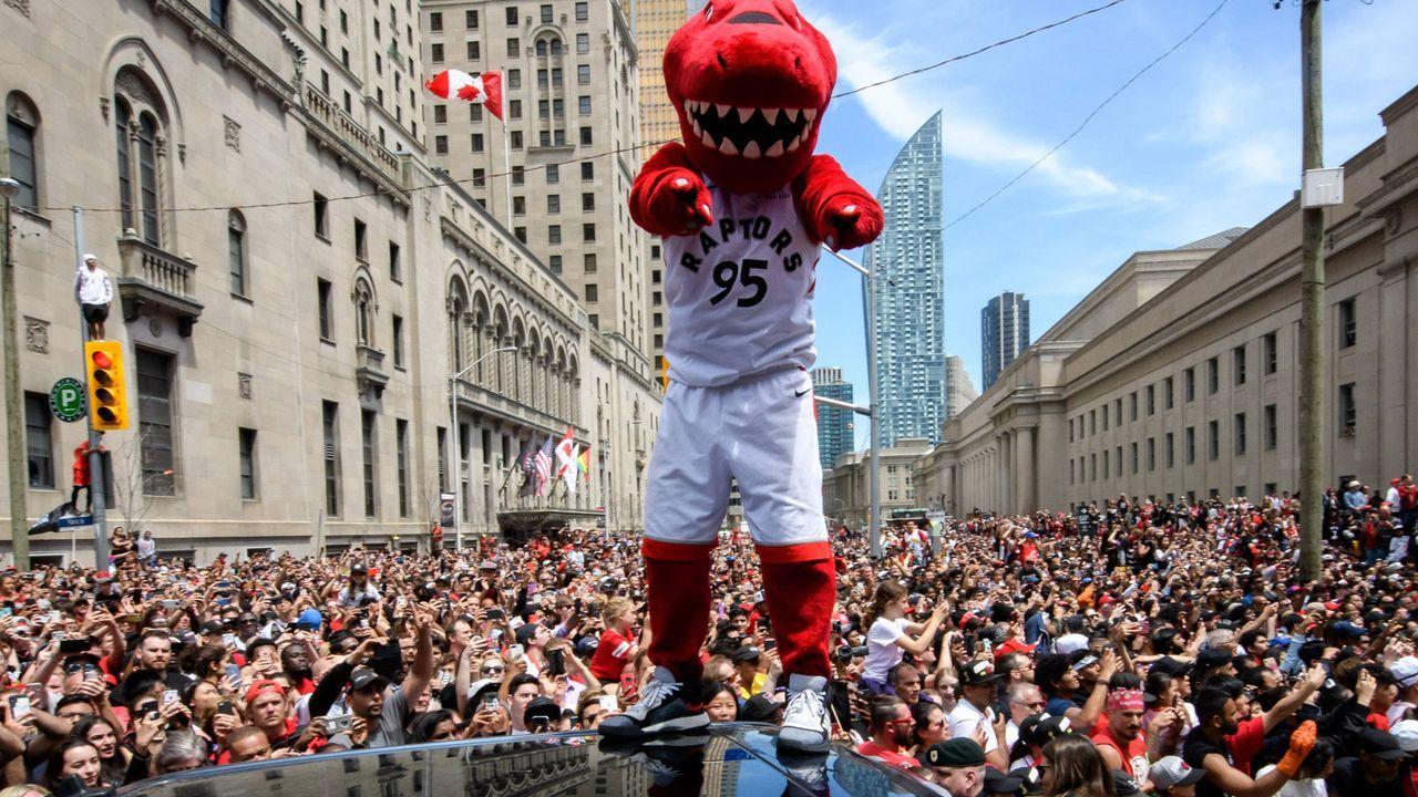 Verlierer: Toronto Raptors - Bildquelle: imago