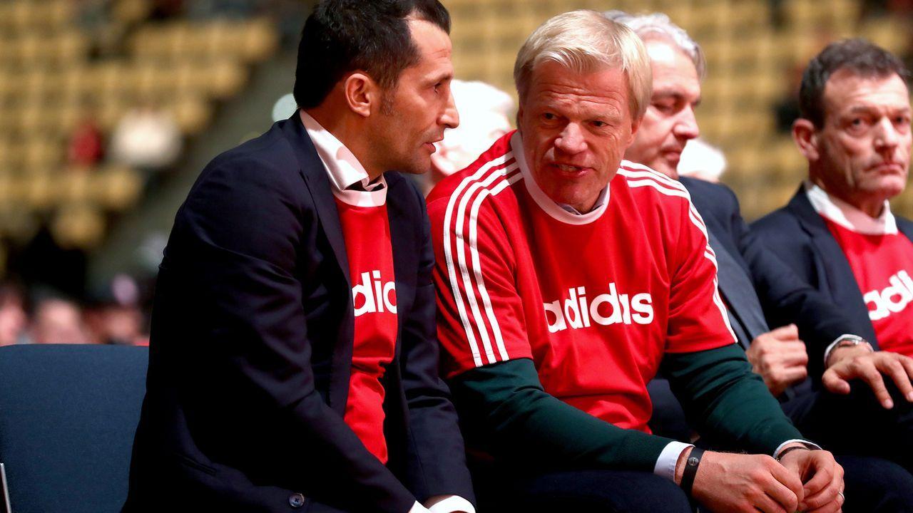 Oliver Kahn (FC Bayern München, Vorstandsmitglied) - Bildquelle: 2019 Getty Images