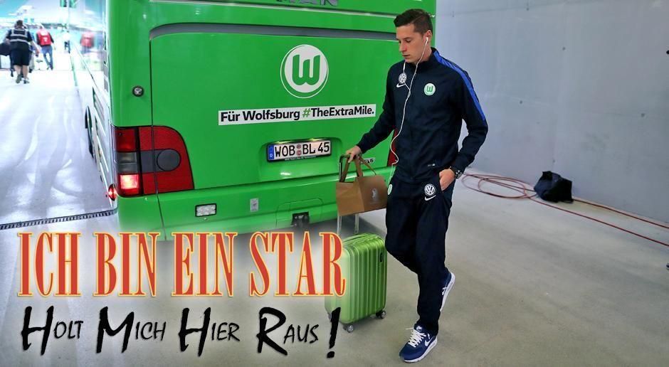 Julian Draxler - Ich bin ein Star, holt mich hier raus! - Bildquelle: getty