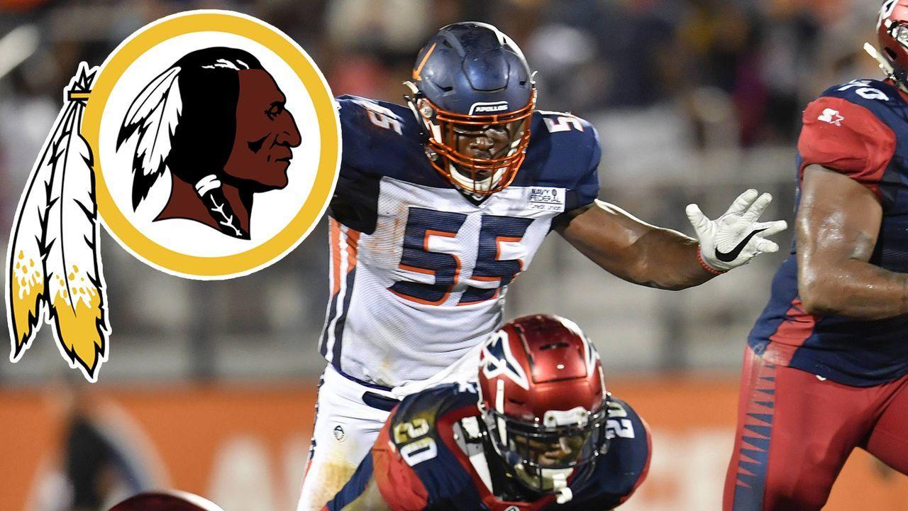 Washington Redskins - Bildquelle: imago