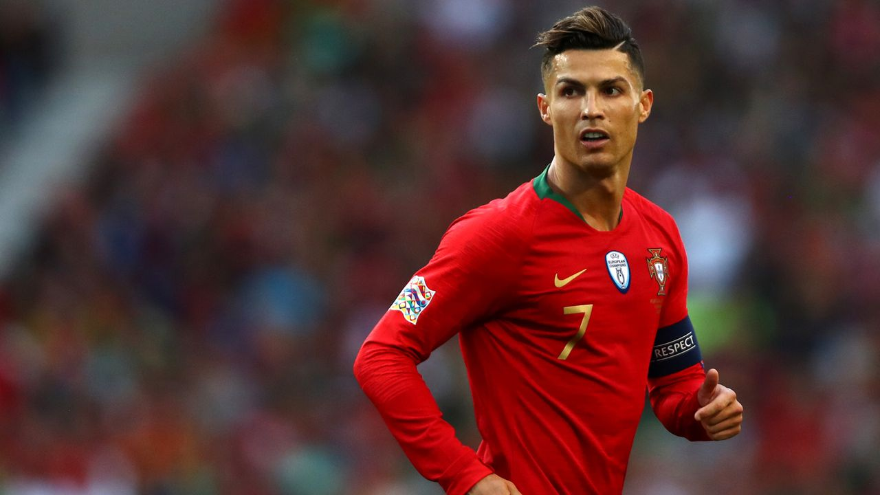 Portugal: Cristiano Ronaldo - Bildquelle: 2019 Getty Images