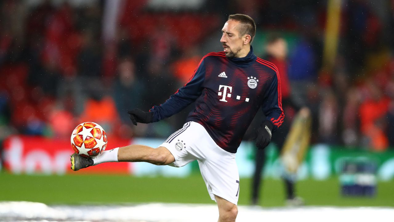Franck Ribery - Bildquelle: Getty