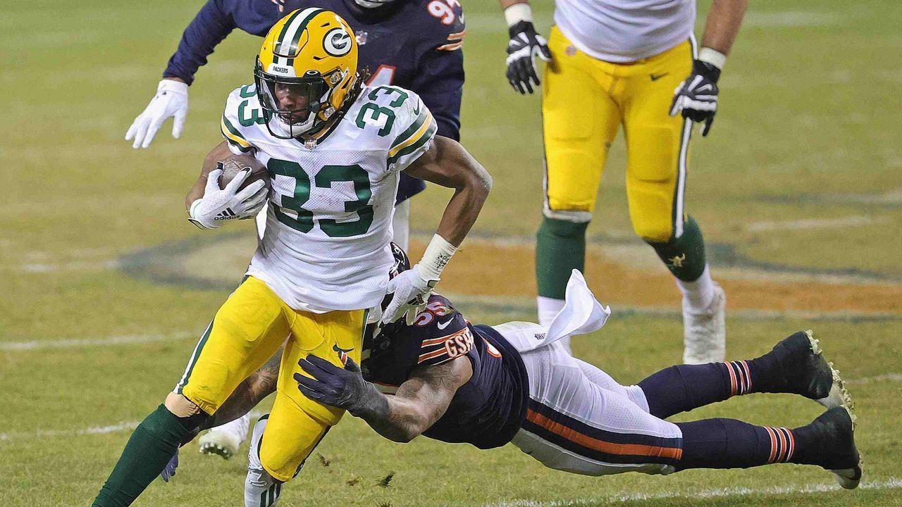 5. Platz: Green Bay Packers - 61,9 Prozent Erfolgsquote - Bildquelle: getty
