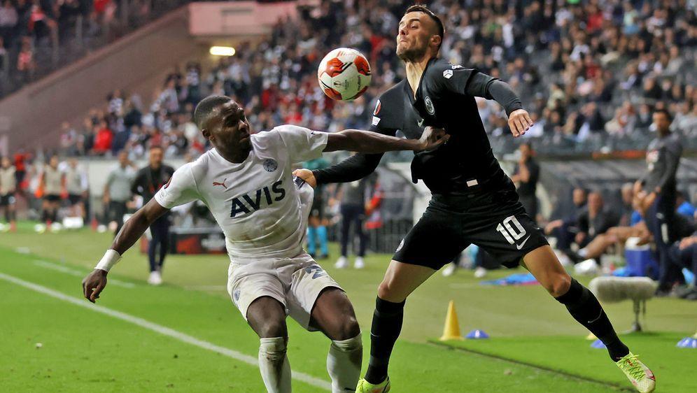 Eintracht Frankfurt gegen Fenerbahce Istanbul - Bildquelle: getty
