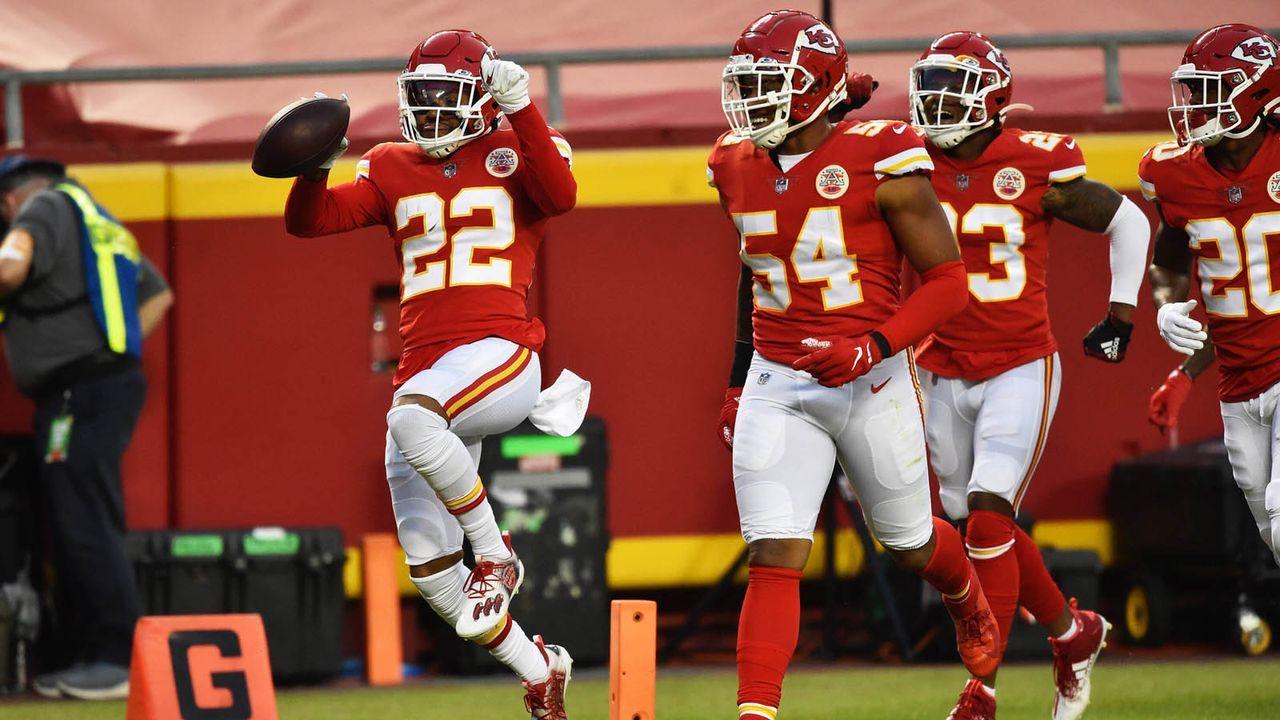Week 4: Kansas City Chiefs erreichen Rekord-Bilanz - Bildquelle: imago images/ZUMA Wire