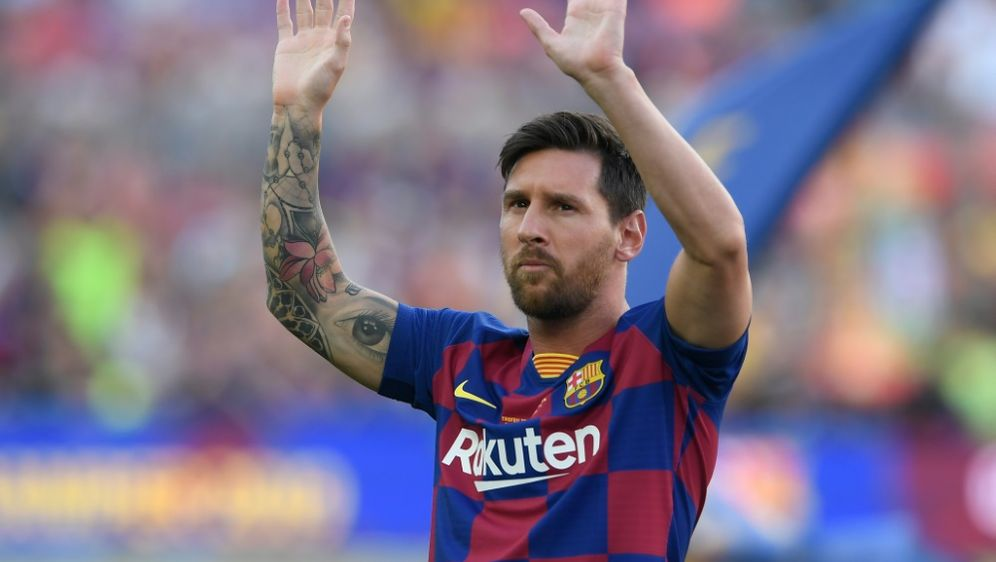 Der FC Barcelona hofft auf Messi-Rückkehr gegen Betis - Bildquelle: AFPSIDJOSEP LAGO