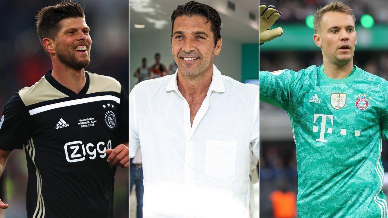 Älteste Kaderspieler in Europas Topklubs - Bildquelle: Imago/Getty Images