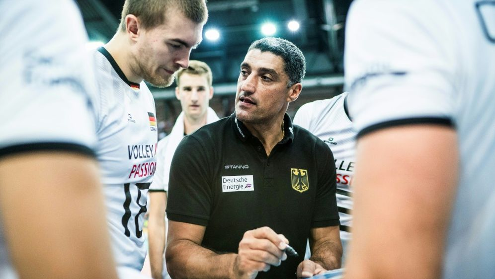 Trainer Giani bereitet das deutsche Team auf die EM vor - Bildquelle: PIXATHLONPIXATHLONSID