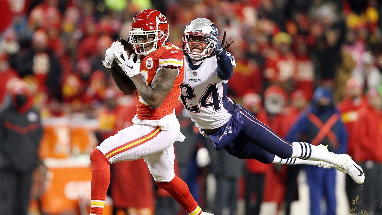 Kansas City Chiefs - Bildquelle: 2019 Getty Images
