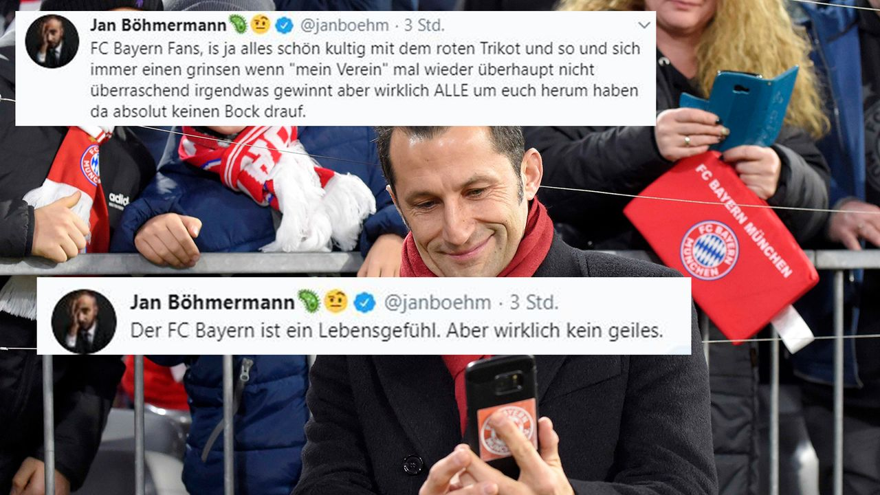 """""""Bayern ein Lebensgefühl, aber wirklich kein geiles"""" - Bildquelle: Imago"""