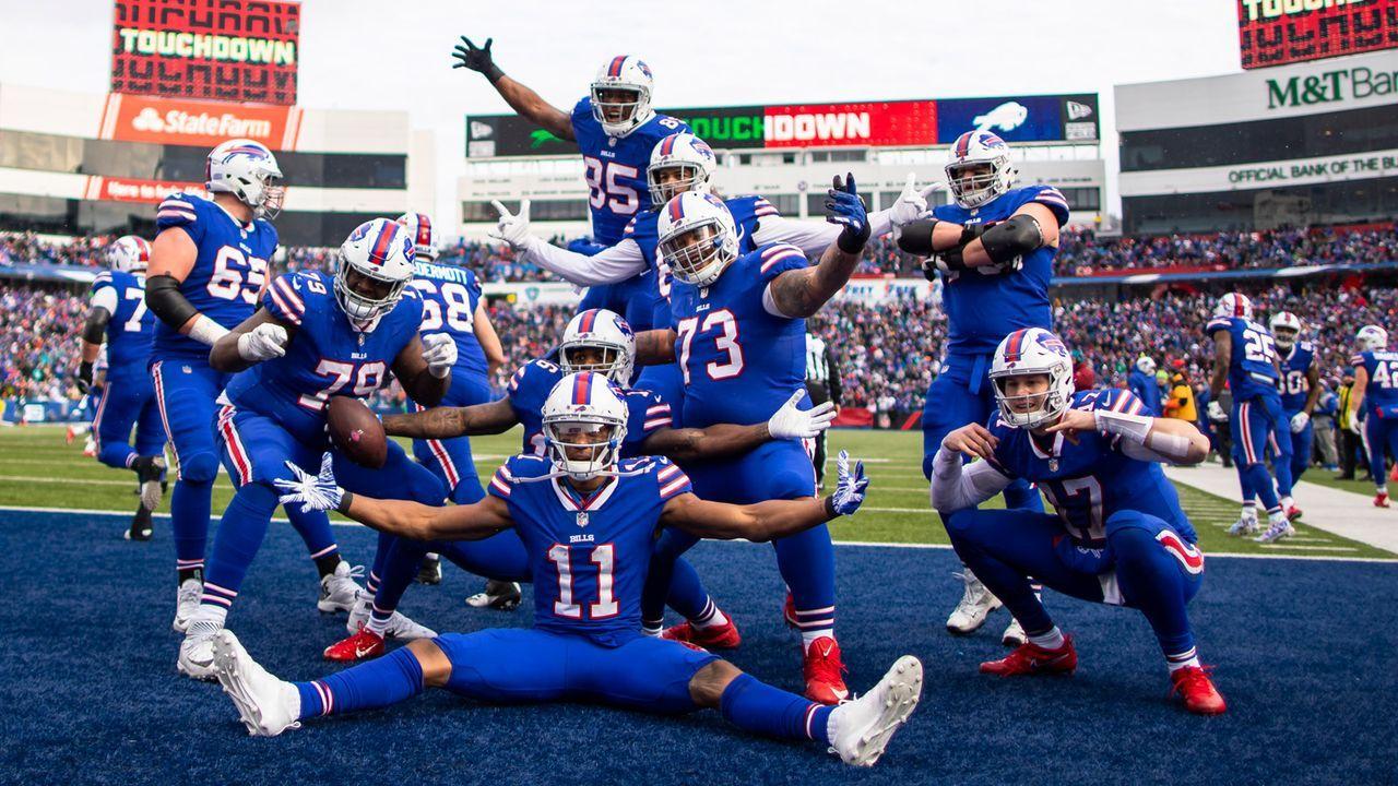Buffalo Bills - Bildquelle: 2018 Getty Images