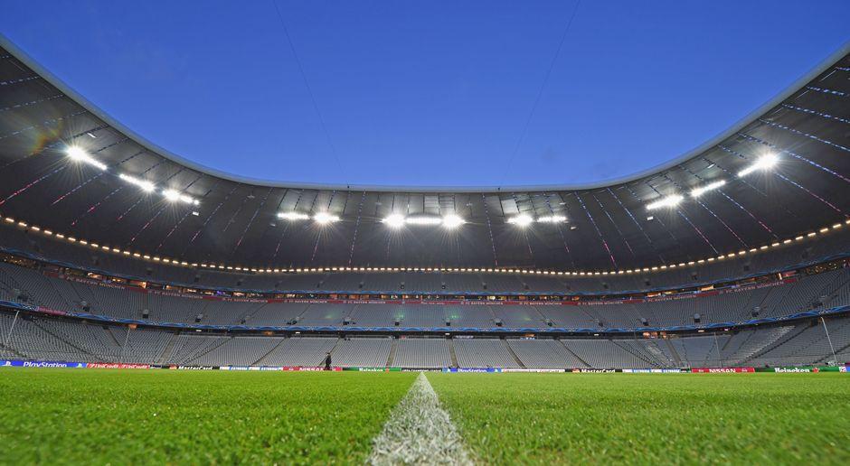 EM-Stadion: Allianz Arena München - Bildquelle: Getty Images