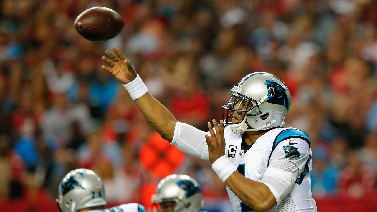 Carolina Panthers: 14 Siege (2015) - Bildquelle: 2015 Getty Images
