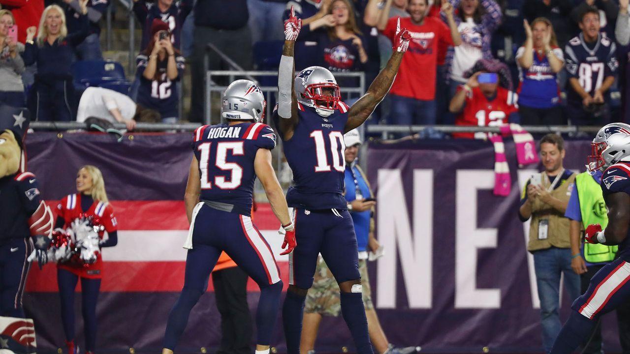 Super-Bowl-Sieger in New England - Bildquelle: 2018 Getty Images
