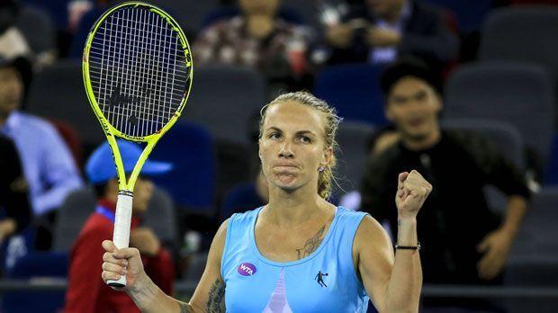 Svetlana Kuznetsova (Nicht qualifiziert - 3000 Punkte) - Bildquelle: imago/China Foto Press