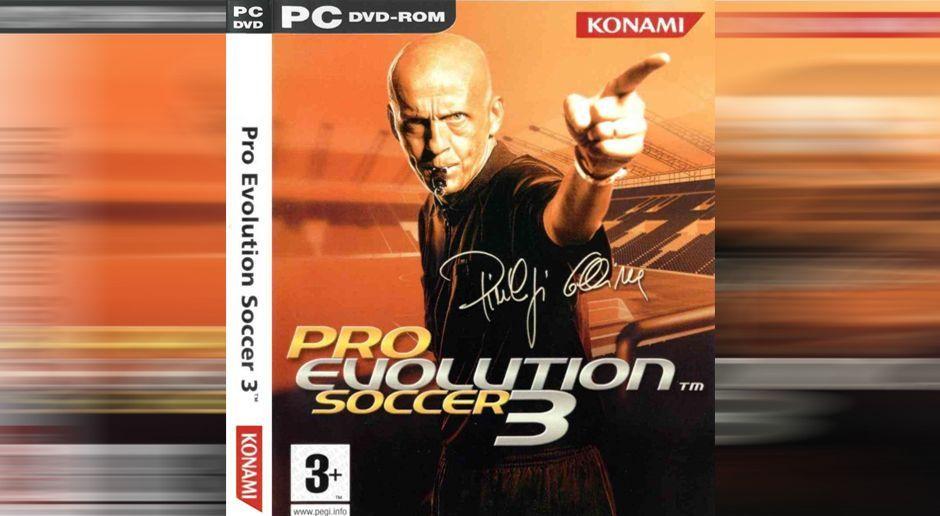 PES 3 - Bildquelle: Konami