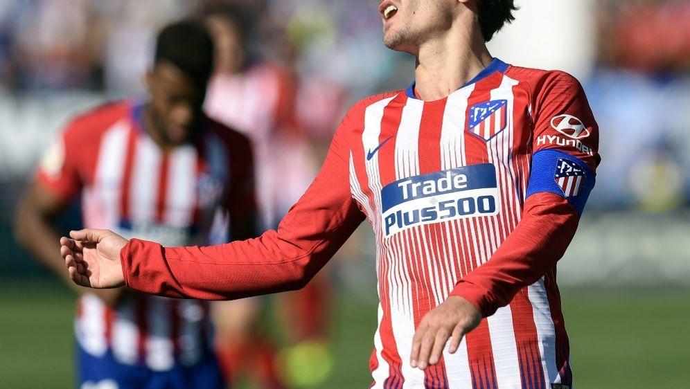 Trotz Griezmann-Tor: Atletico spielt nur Remis - Bildquelle: AFPSIDOSCAR DEL POZO