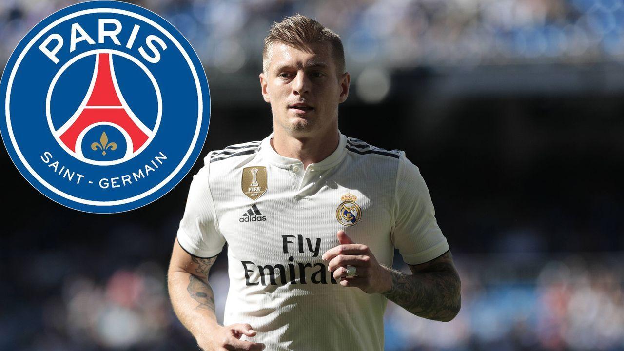Toni Kroos (Real Madrid)  - Bildquelle: imago images / Alterphotos