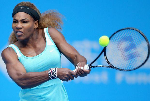 Serena Williams: Die Nummer eins der Welt - Bildquelle: getty