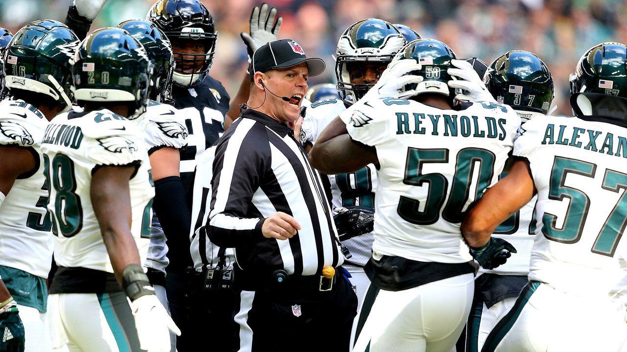Platz 26: Philadelphia Eagles - Bildquelle: 2016 Getty Images