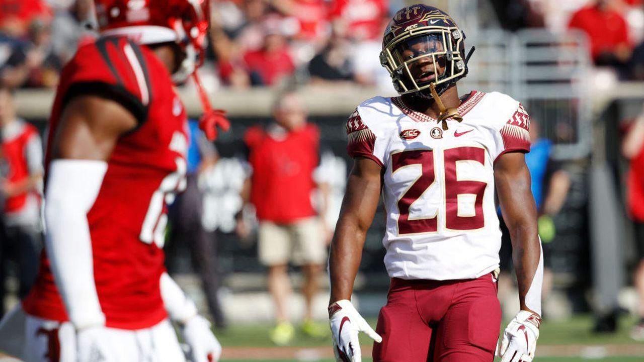 Pick 32: Asante Samuel Jr. (Cornerback, Florida State) - Bildquelle: 2018 Getty Images